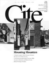 Cite Magazine cover